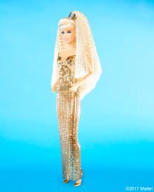 Barbie® Unikat als Hommage an Claudia Schiffer
