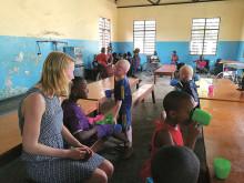 Hakuna matata  – terveisiä Tansaniasta!