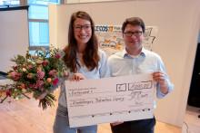 Mitarbeiter der Lecos GmbH wählen Bärenherz für ihre Spendenaktion aus