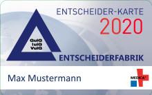 16.-19.11.2020: Deutscher Krankenhaustag / MEDICA: Sichern Sie sich Ihre VIP-/Entscheider-Karte