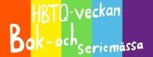 HBTQ-vecka på Stadsbiblioteket 12–18 oktober