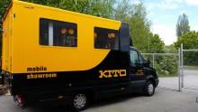 Certex på Kito-buss turné