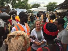 Erfaren kvinde ny landechef for Etiopien og Kenya