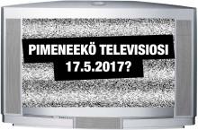 Antenni-tv-taloudessa asuva! Tee näin tai televisiosi pimenee 17.5.
