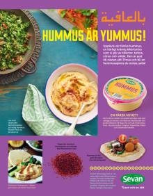Annons Hummus - Hummus är yummus!