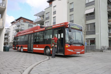 Nio av tio riksdagskandidater vill fördubbla kollektivtrafiken