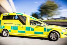 Unika larmdata utvecklar ambulanssjukvården