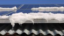 Solel – Standard för provning av hur solpaneler klarar ojämn snöbelastning ute på remiss