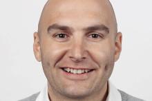 Dennis Aulander - expertkommentator på Kanal Globals sändningar från Basketligan