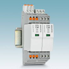 The first type 3 device protection with Push-in fast connection technology
