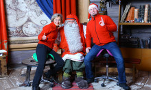 Merry Christmas from Salli!