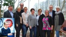 Anhöriga som samarbetspartners i utveckling av vården i Landstinget i Kalmar län