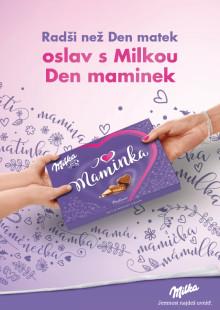 Místo Dne matek slaví Milka Den maminek