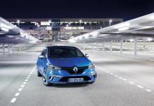 Forførende ny Renault Mégane afsløret før tid
