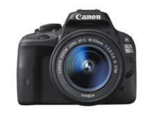 Canon EOS 100D - världens minsta spegelreflexkamera