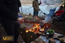 Nyhet från UCO – hopfällbar grill
