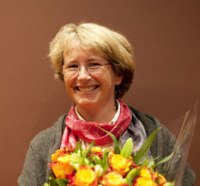 Anne Rønneberg tildelt pris av Redd Barna