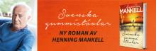 Henning Mankell släpper ny roman