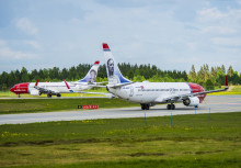 Norwegian reports record passenger figures and solid on-time performance in May