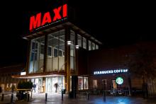 Starbucks öppnar vid Maxi ICA Stormarknad Häggvik i Sollentuna