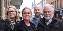 Anna Engesvik rekryteras som projektledare för centrumföreningen MEGA