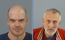 Two men jailed for 24 years for knife point robbery spree
