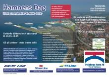 Välkommen till Hamnens Dag 1 september