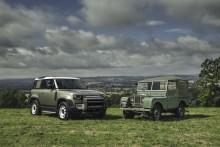 Land Rover Defender -  Ikonet er tilbake