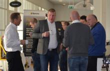Stort engagemang och intresse för årets SSG Hydraulikdagar 2016