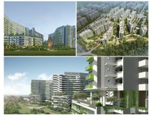 Surbana Jurong emerges top in design competition and secures one of its largest HDB projects