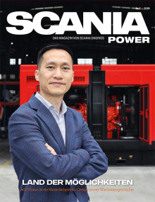 SCANIA POWER 2-2019