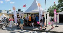 Sparbankerna är i Almedalen 2-7 juli 2017