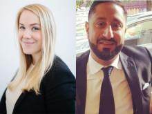 Jobzone Business Services växer med två nya medarbetare.