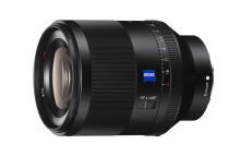 Sony wprowadza stałoogniskowy obiektyw FE 50 mm F1,4 ZA do pełnoklatkowych przetworników obrazu