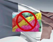 Stopp för engångsplastpåsar i Frankrike