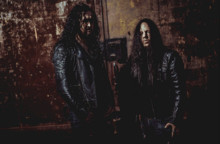 "Death metal-supergruppen Sinsaenum slipper sitt andre album ""Repulsion For Humanity"""