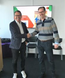 """Teva sponsrar samhällsprojektet """"Handbollsskola för alla"""" i Helsingborg"""