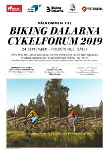 Cykelforum 24 september 2019