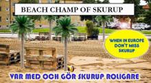 Vem blir årets BEACH CHAMP OF SKURUP?