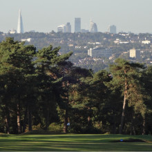 Take part in The Sick Children's Trust Golf Day and play one of the finest courses in South East England