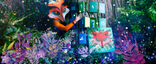 BLIV VILD MED NATUREN OG DE LÆKRE SAGER i årets skønneste pakkekalender fra The Body Shop