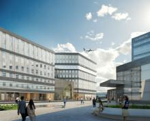 Norwegian ny hyresgäst i kontorssatsningen Office One på Arlanda