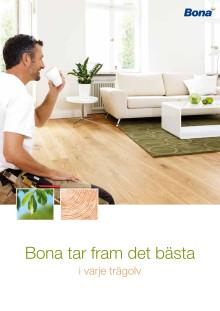 Bona - Vi tar fram det bästa i varje trägolv