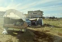 FN varnar för humanitär katastrof i Idlib
