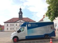 Beratungsmobil der Unabhängigen Patientenberatung kommt am 01. März nach Bad Frankenhausen
