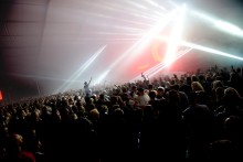 Light - a new music festival in November