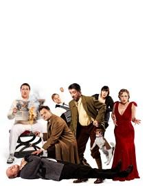 Anmelderrost komedie fra London får Danmarkspremiere på Folketeatret