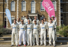 All Out for Cricket in the City 2014