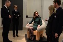 Samarbetsprojekt lanserat under brittiska hertigparets besök