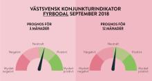 Trots osäkerheten efter valet- fortsatt gott mod hos Fyrbodals företagare